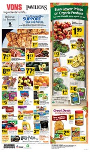 Browse the current Acme Weekly Ad, valid November 30 – December 6, Save with this week Acme Circular specials, and get the limited time savings on seasonal produce, freshly cut fruit, Lancaster brand USDA certified beef, special ocassion cakes, and wholegrain breads.