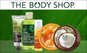 body shop Mother's day gift idea