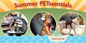 PetSmart summer sale May savings