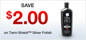 tarni shield scotch guard coupons silver polish coupon