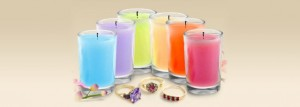 soy candles relaxation scents