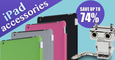 iPad accessories sale discounted