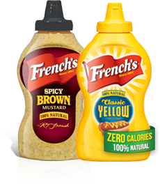 French's product coupons