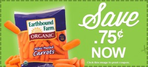 earthbound farm organic produce coupon