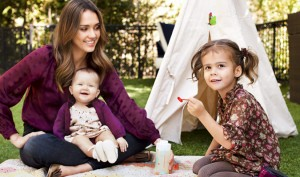 eco friendly diapers personal care cleaning jessica alba launch