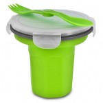 eco bowl spork lunch combination back to school supplies kids