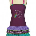 zulily sales aprons women girls