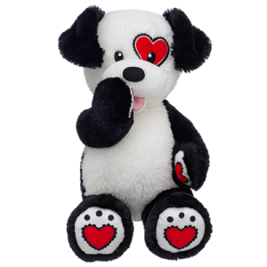 build a bear christmas in july sale kiss for you puppy