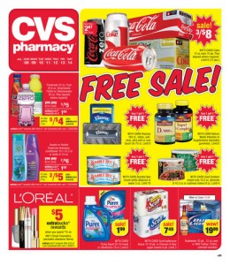 CVS weekly sales ad coupon match-ups 7/8 - 7/14