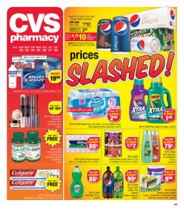 weekly ad coupon match-up drugstore sales 7/22 - 7/28