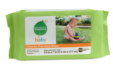 free sample baby wipes baby products