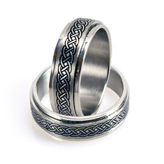 tanga daily deal stainless steel ring bands