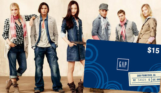 first time saveology buyers gift cards savings 50% off gap gift card