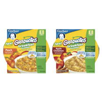 gerber graduates breakfast buddies hot cereal coupon