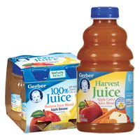 baby juices coupon