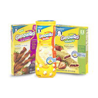 gerber graduates toddler snacks foods coupons
