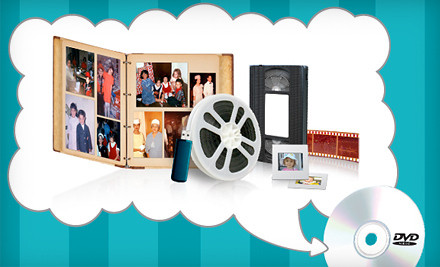 convert film video pictures to dvd blu-ray