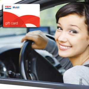 save on gas with exxon mobil gas card