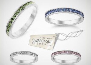 $19 for 4 stacking rings