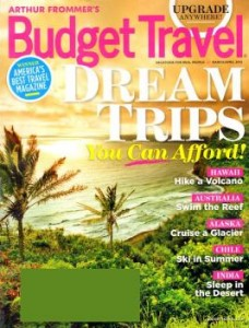 discount magazine subscription budget travel