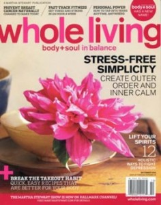 Whole Living discount magazine subscription tanga daily deals