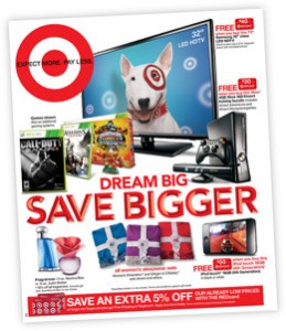target weekly sales ad match-ups 12/16 - 12/22