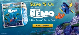 finding nemo blu-ray 50disc combo